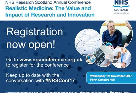 Registration now open - NRS Conference 2017