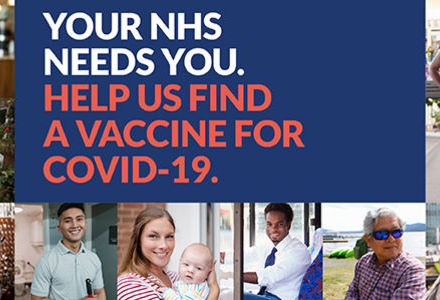 Over 100,000 volunteers now registered for COVID-19 vaccine trials